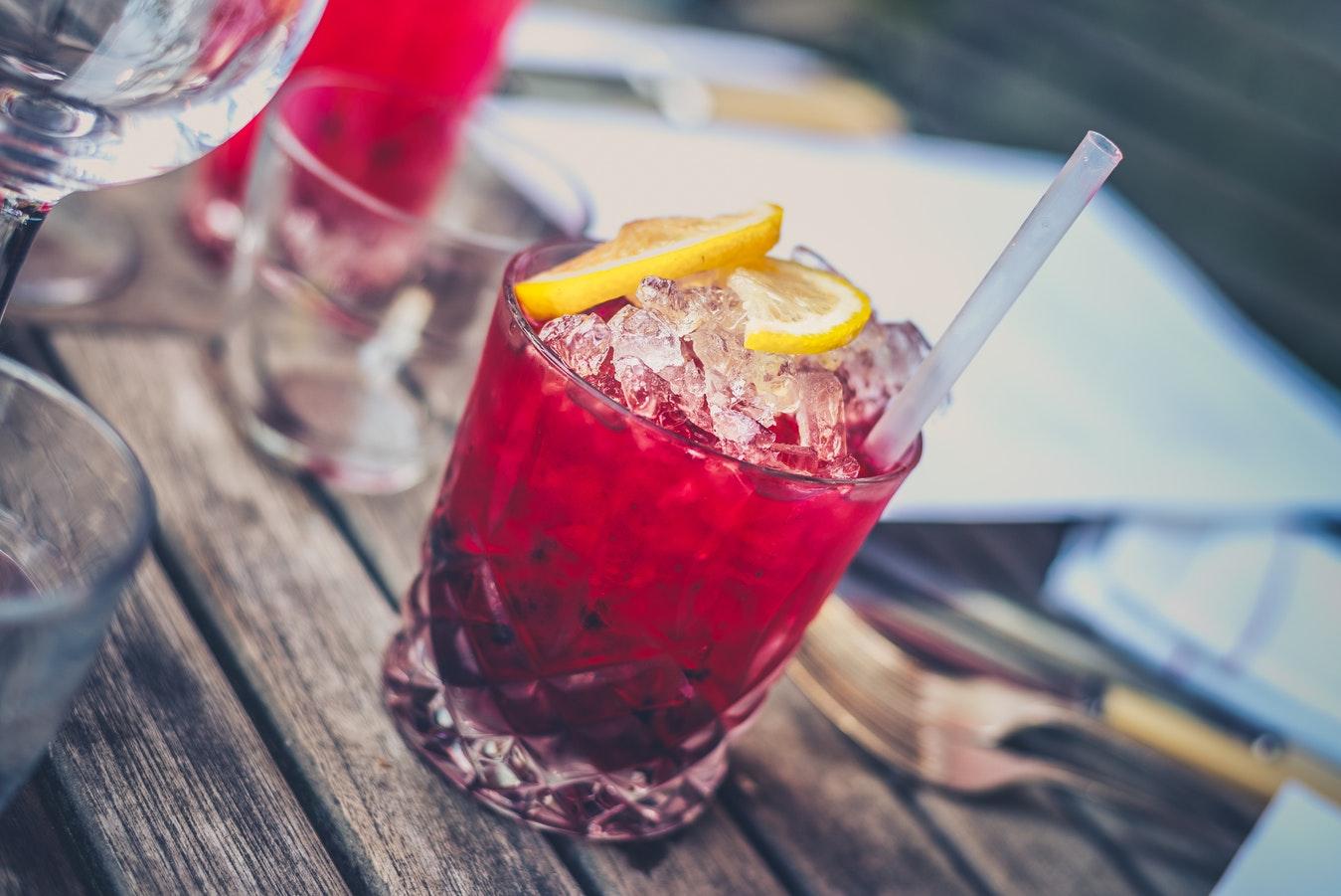 Brandy z malinami – powala smakiem