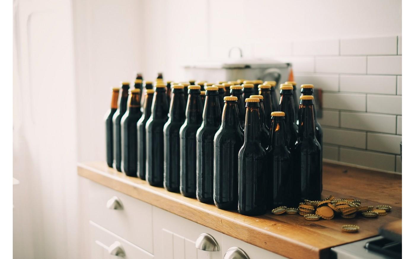 Domowe piwo z Brewkita (część pierwsza)