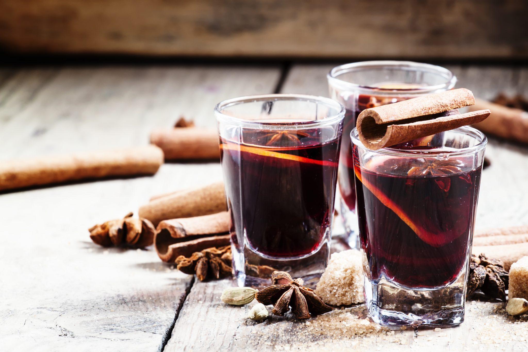 Przepis na grzaniec z wina